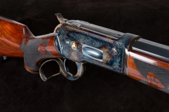 New Doug Turnbull Signature 475 rifle with color case hardened receiver