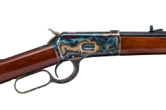 Turnbull restored Winchester 1892  with color case hardened receiver