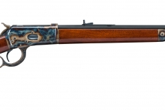 Turnbull restored Winchester 1892 with rust blued barrel and magazine tube
