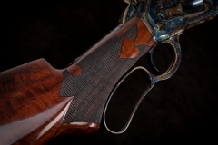 Restored, converted and upgraded antique Winchester 1886 in .50-110