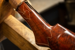 Tom Selleck Restored 1886 - Wood Checkering