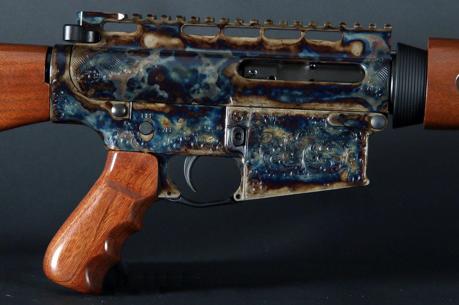 Different Idea For A Gun Finish The Firing Line Forums