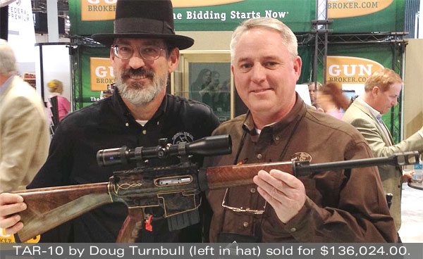 Pimped Turnbull TAR-10 Sells for $136,024
