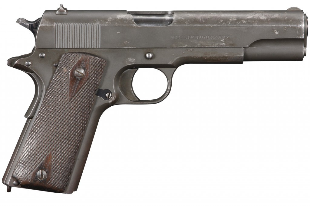 colt 1911 before