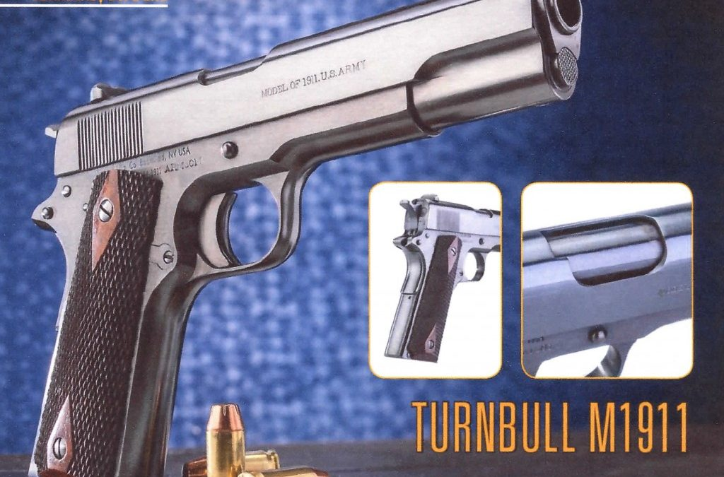 Review:  Turnbull's model 1911 Review