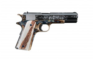 Turnbull BBQ Model 1911 Government Heritage