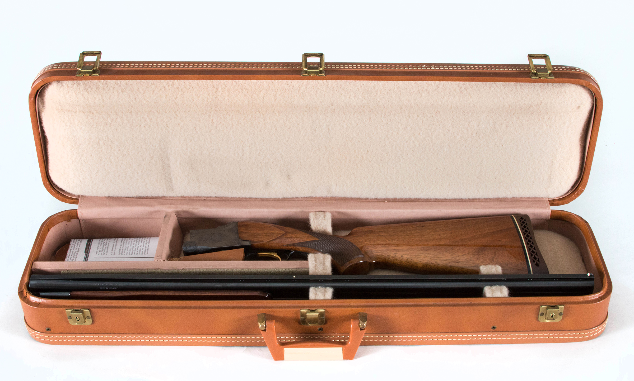 Browning Superposed Trap Sold - Turnbull Restoration