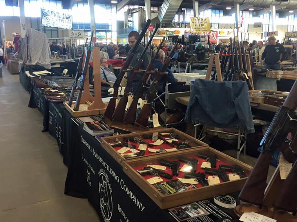 Tulsa Arms show 2015 -2
