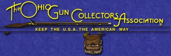 Ohio Gun Collectors Association Show Banner