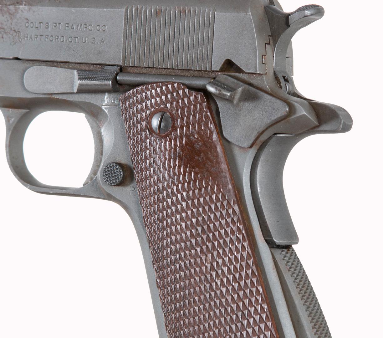 Colt 1911 A1 Parkerized