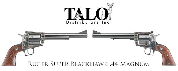 Talo Ruger Super Blackhawk .44 Magnum