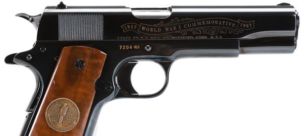5476 Colt 1911 WWI 7204-MA