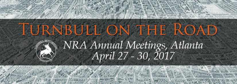 Turnbull on the Road Banner NRA 2017