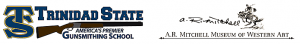 Trinidad State Junior College and A.R. Mitchell Museum Logos