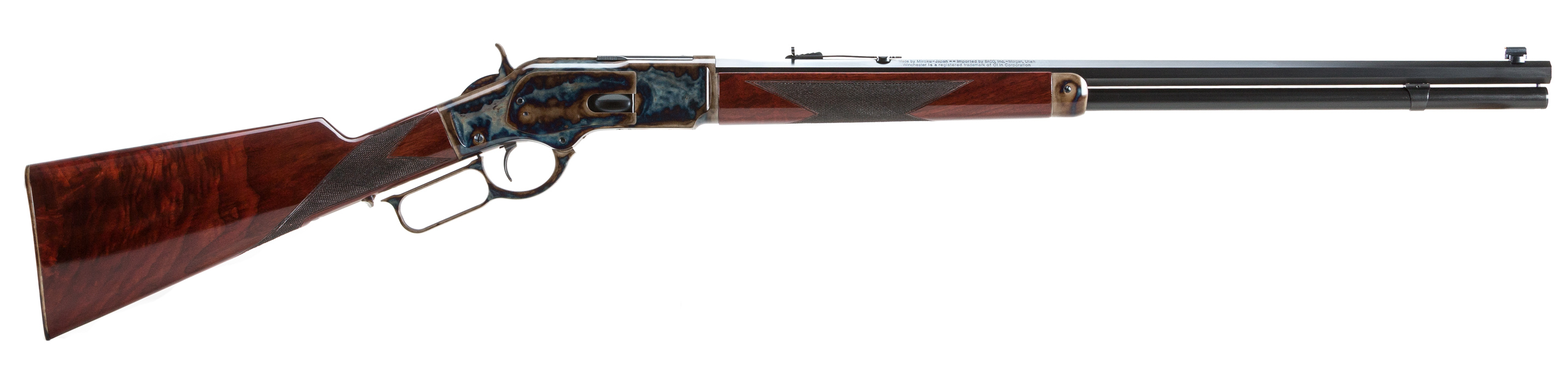 5533 Turnbull Winchester 1873 in 44-40