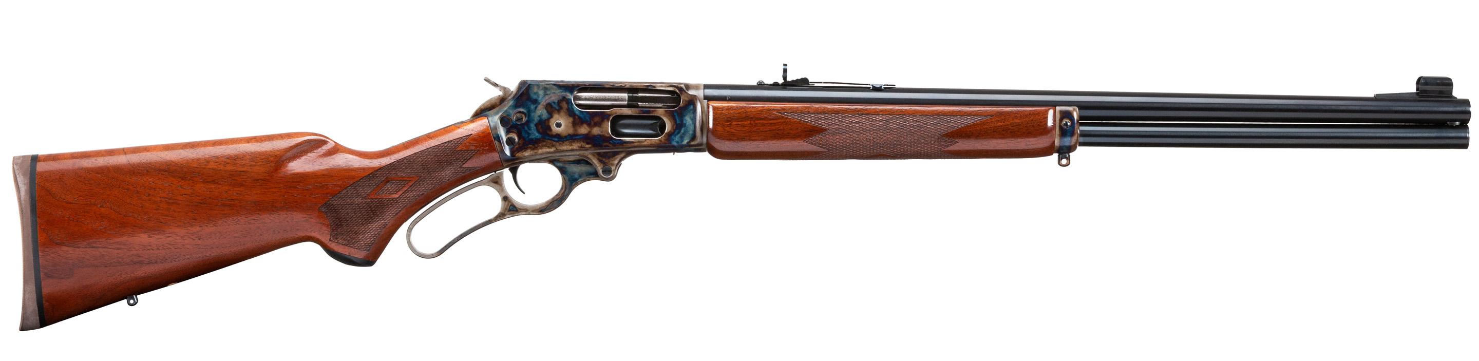 Turnbull Marlin 1895 with Full Length Mag Tube option