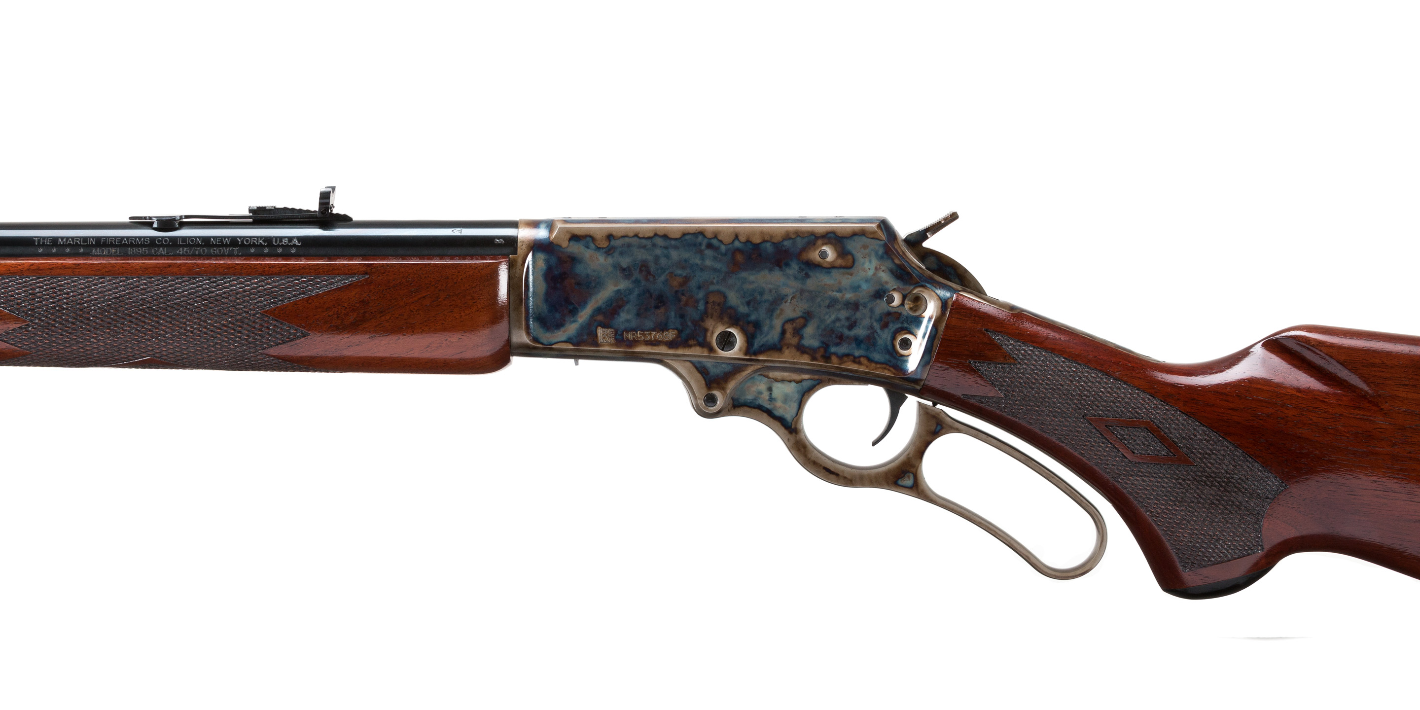 Turnbull Finished Marlin 1895 Made To Order Restoration Lever Action 22 Parts Diagram On Home The Showroom Firearms