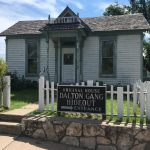 Exterior photo of Dalton Gang Hideout in Meade, KS