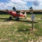 Photo of Piper PA-12 Super Cruiser at Recreational Aviation Foundation airstrip