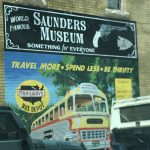Exterior photo of Visited the Saunders Museum in Berryville, AR
