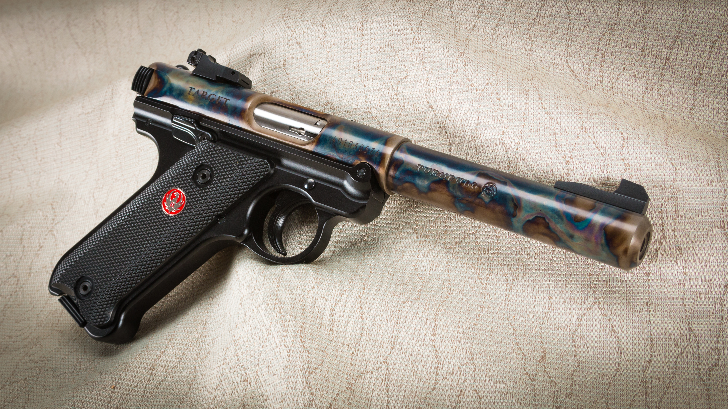 Turnbull Finished Ruger Mark IV - Made to Order