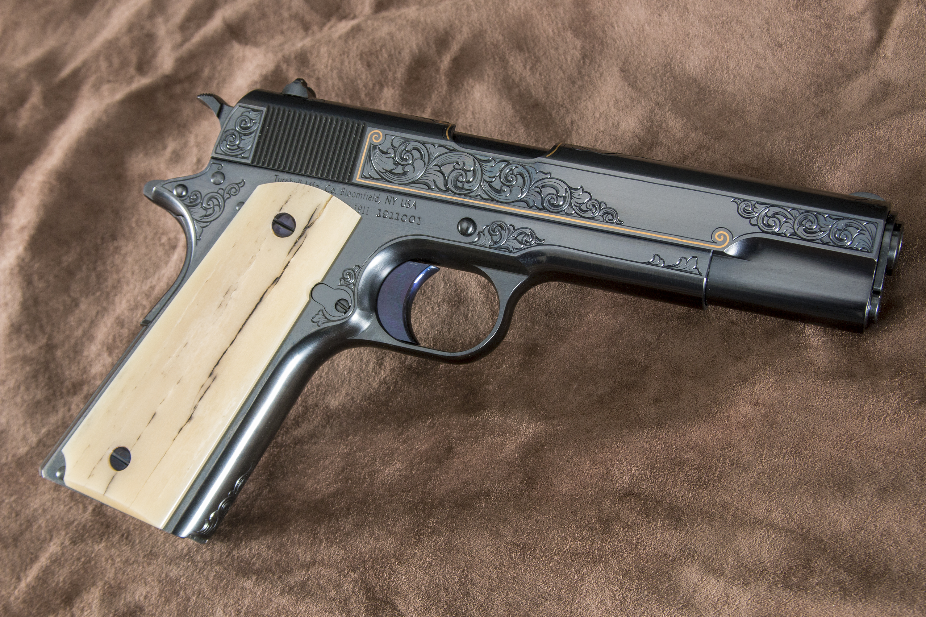 Shot Show 1911 RS