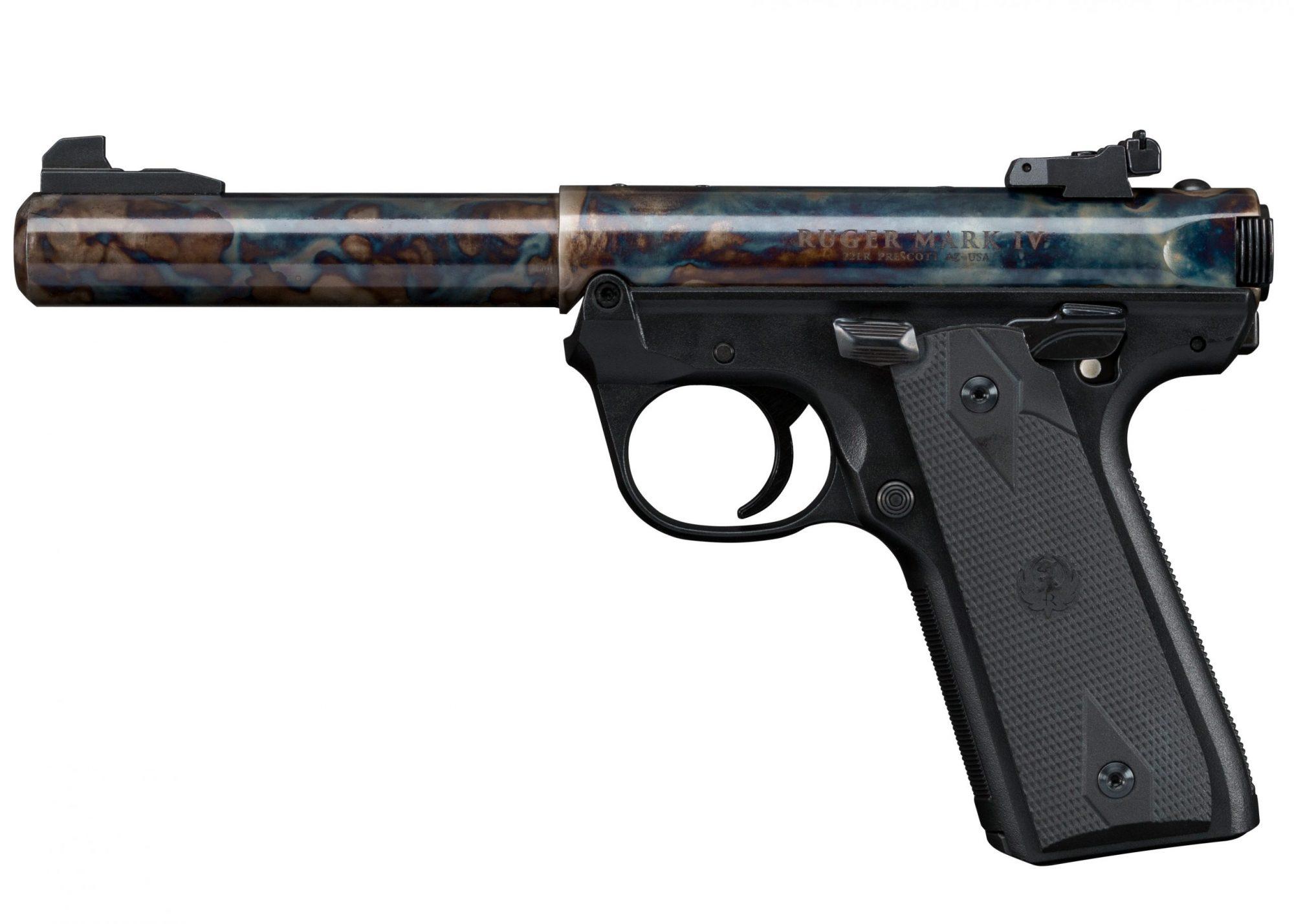 Ruger Mark IV 22 45