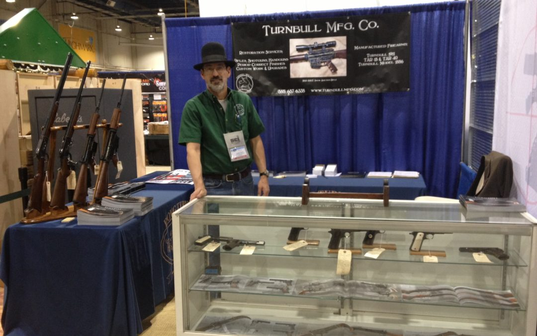 Turnbull Manufacturing Attends the Great American Outdoor Show