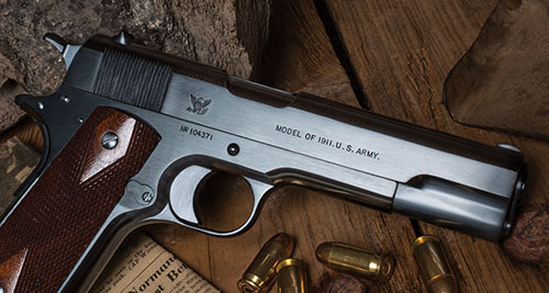 Firearm Metalworking Turnbull Restoration Company