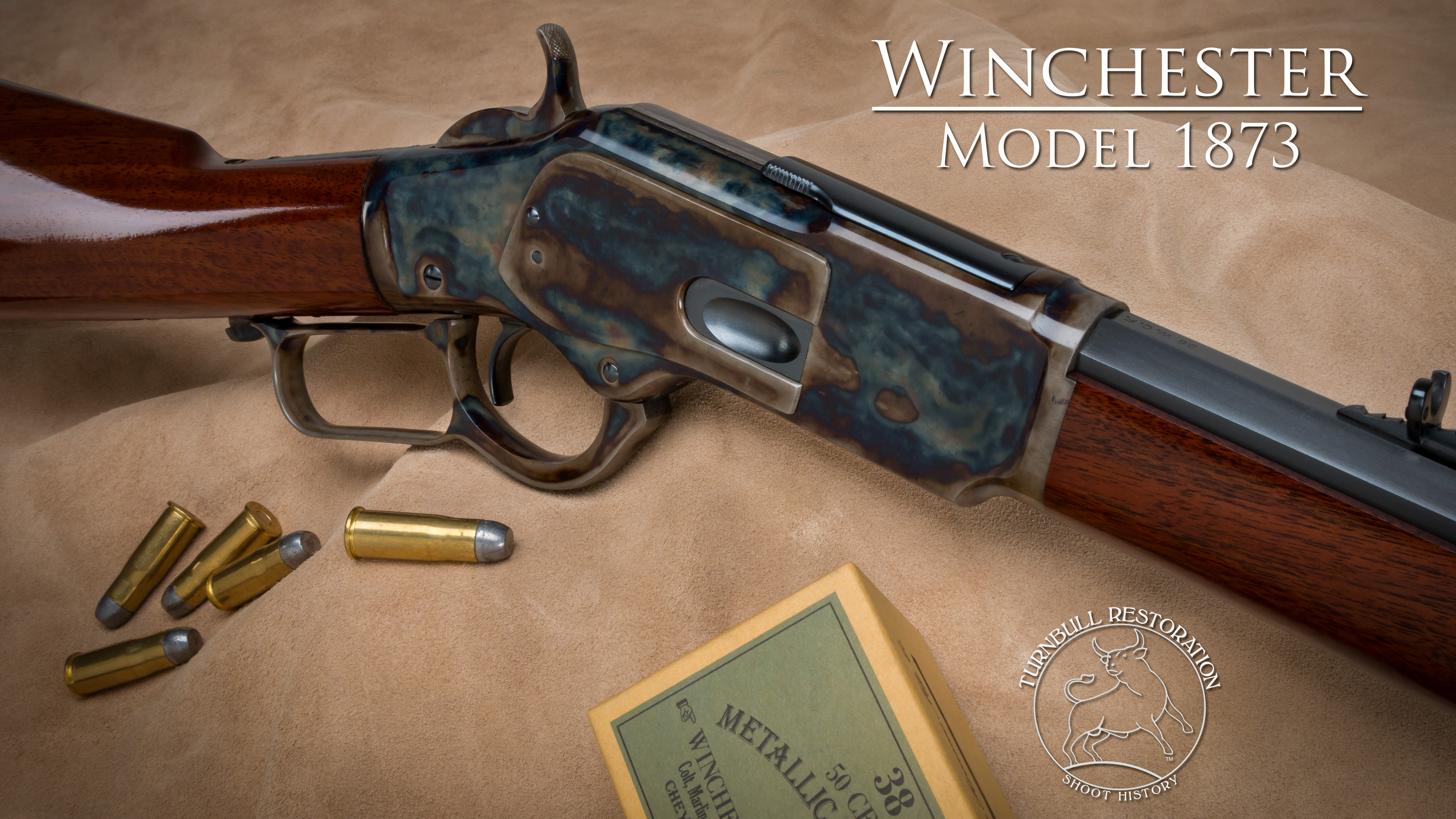 Home / The Showroom / Restored Firearms / Restored Winchester 1873 SOLD