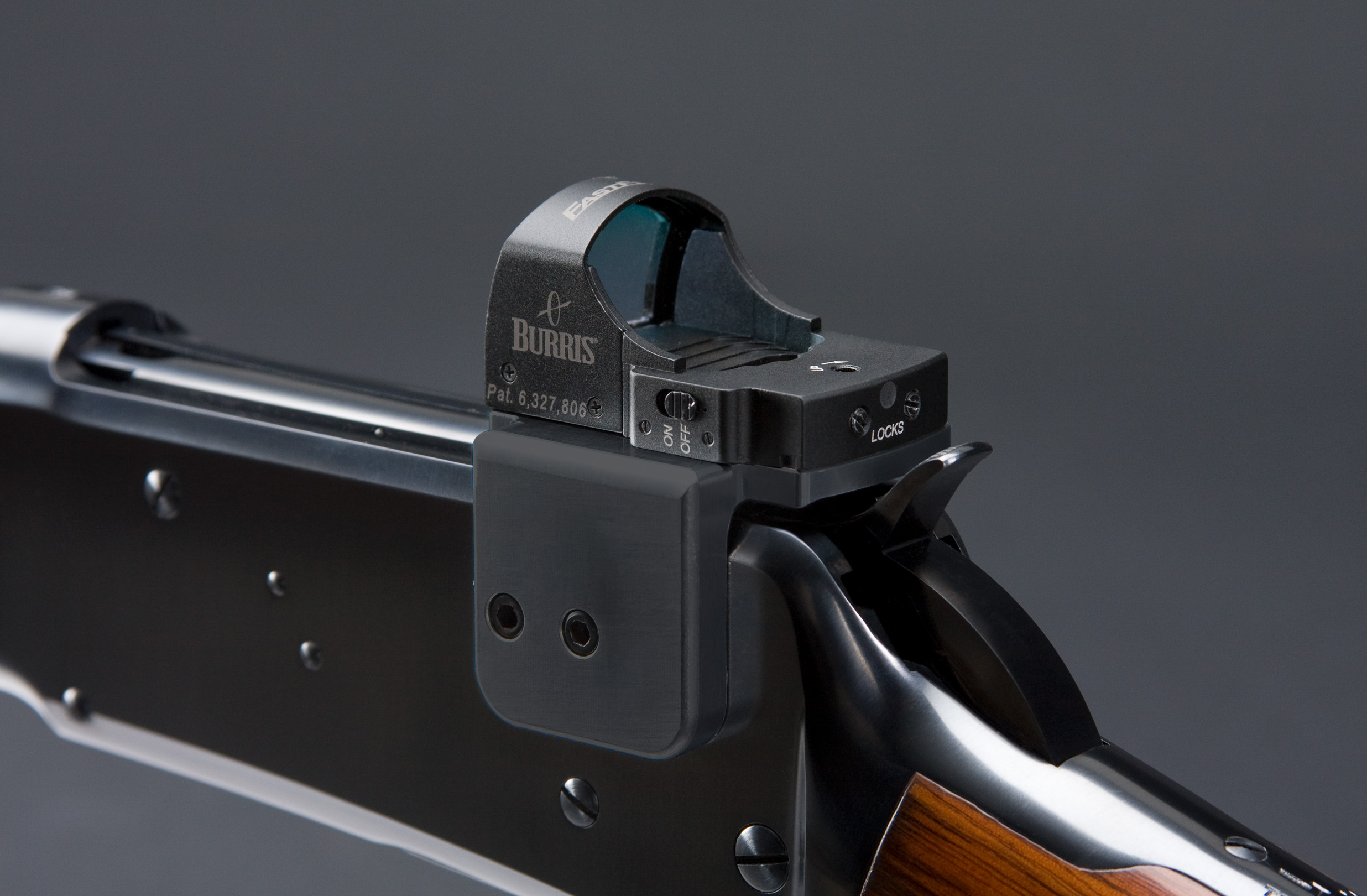 Fastfire Receiver Mount Model 1892 And 1894 Turnbull Restoration