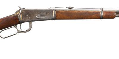 Winchester Model 1894 Rifle - Turnbull Restoration