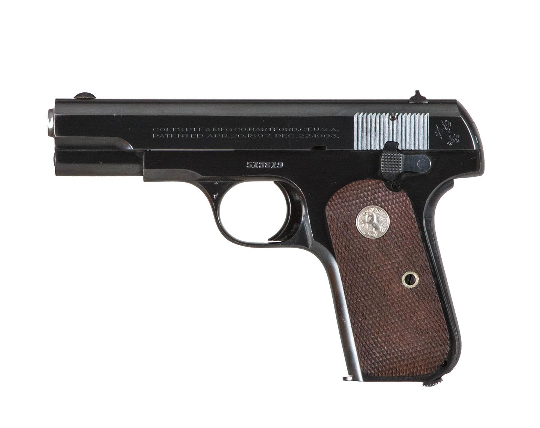 Colt 1903 Sold - Turnbull Restoration