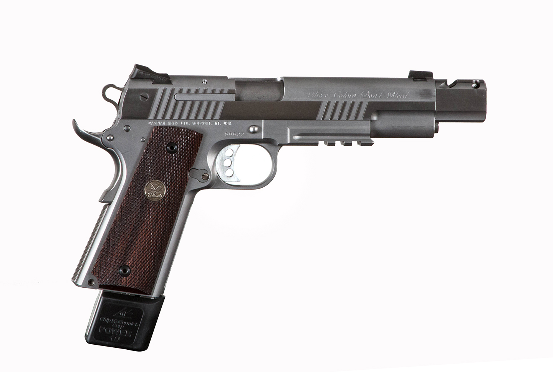 Caspian Arms 1911 Sold - Turnbull Restoration