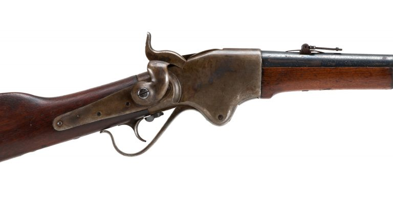Spencer 1860 Carbine SOLD - Turnbull Restoration