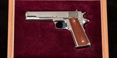 52C David Kucer Miniatures Colt 1911 9