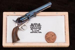 53C David Kucer Miniatures Colt 1849 Pocket Revolver 3_IMG_3279