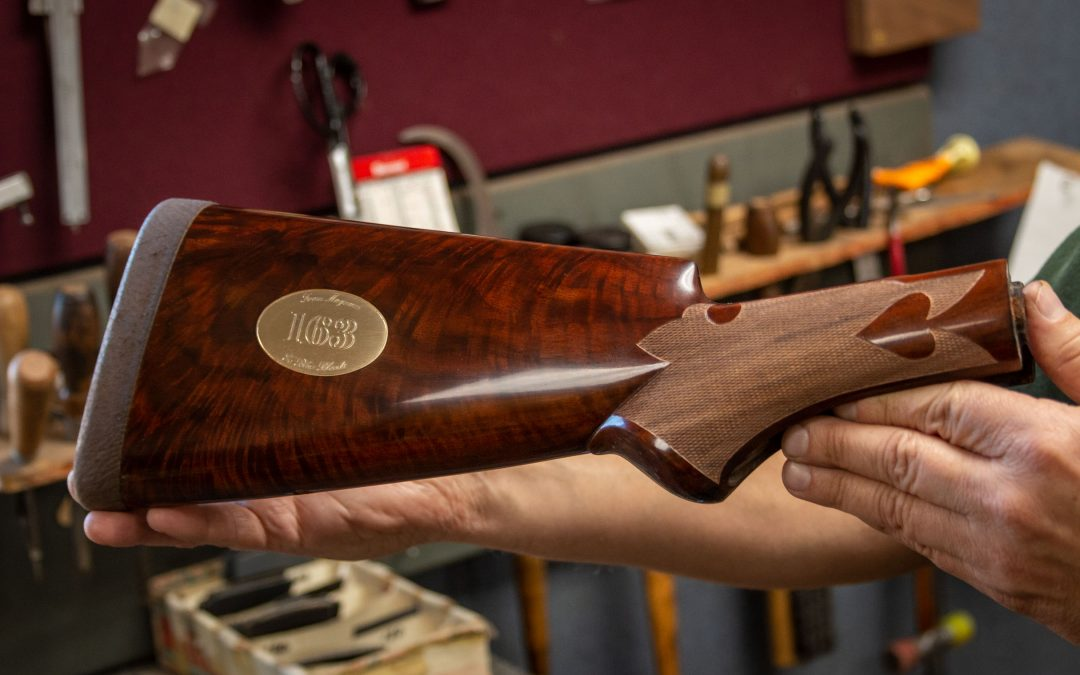 Behind the Scenes: The Restoration of Tom Selleck's Winchester 1886