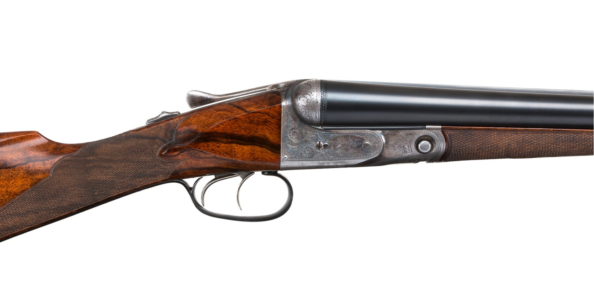 Photo of a pre-owned Parker CHE 12 gauge double, for sale as-is by Turnbull Restoration of Bloomfield, NY