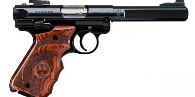 Turnbull Ruger Mark IV ROCS Series Slab Side Blued