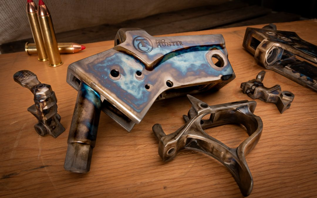 Color Case Hardened Thompson/Center Models Now Offered Exclusively Through Haus of Arms