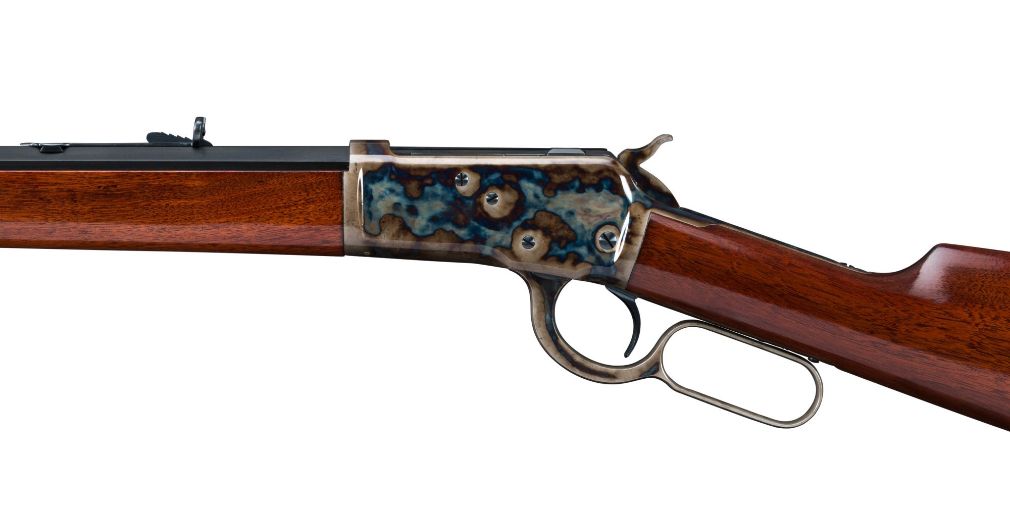 1894 Winchester 1892 after restoration