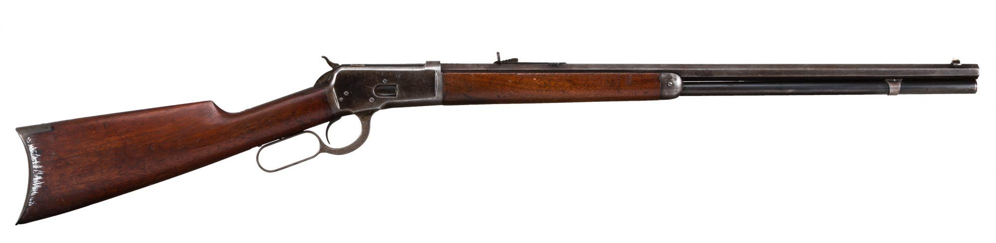 1894 Winchester 1892 before restoration