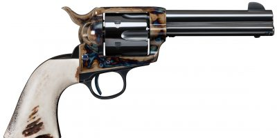 Colt SAA Frontier Six Shooter after restoration