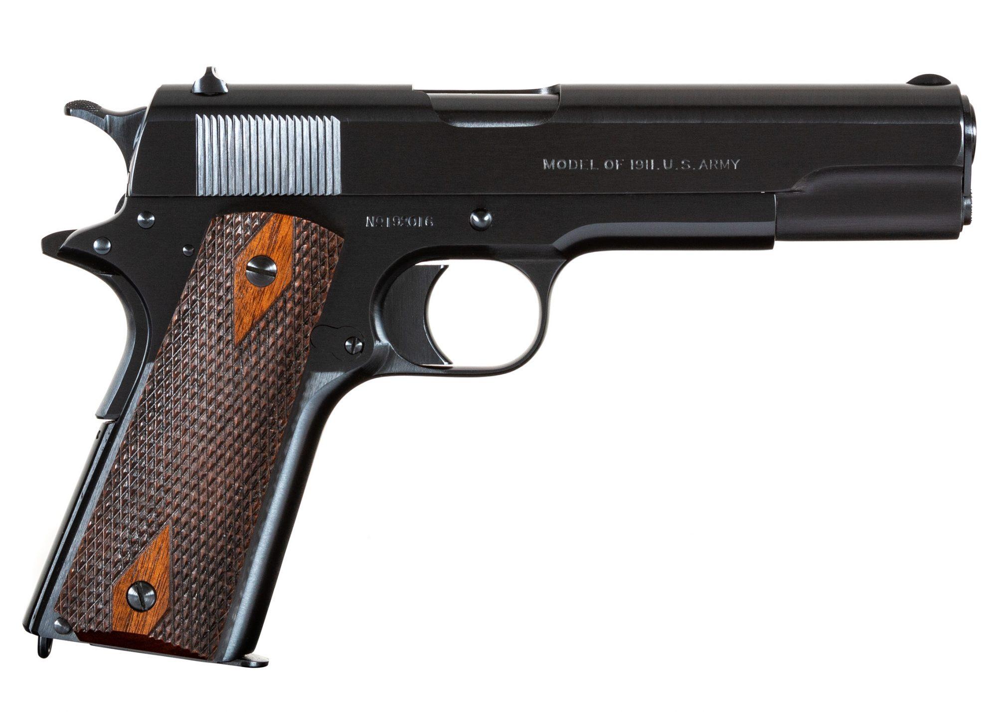 6573 Colt 1911 192016