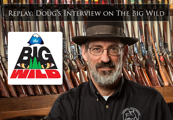 Doug Turnbull on The Big Wild Radio Show