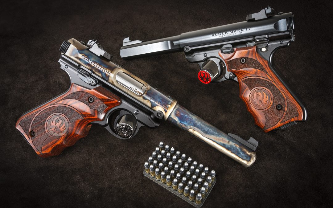 Marking a Significant Milestone: Celebrating Five Years of ROCS with a Special Edition Ruger Mark IV