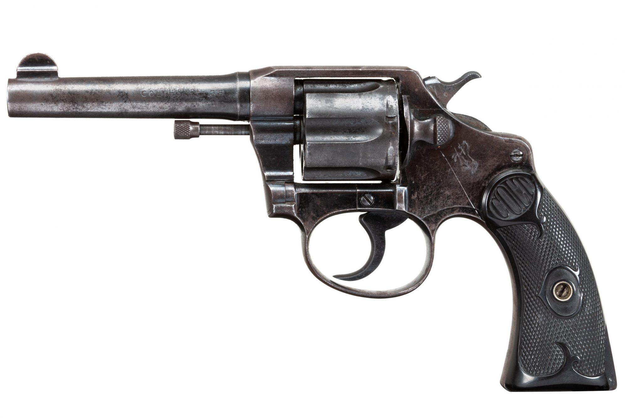 6711 Colt Police Positive 85317