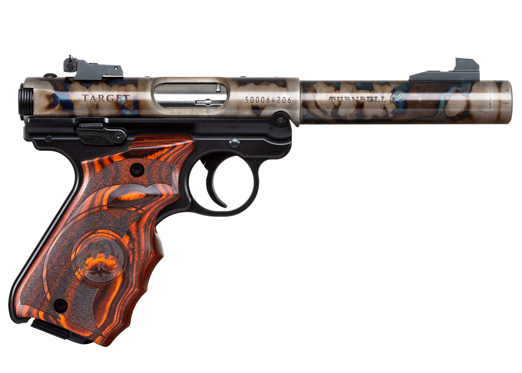 Turnbull Finished Ruger Mark IV