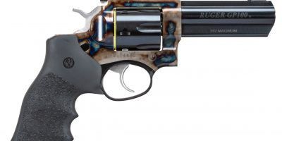 Turnbull Finished Ruger GP100